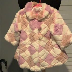 Other - Girl's faux fur coat